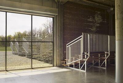 Bruce Nauman, 'Indoor Outdoor Seating Arrangement', 1999