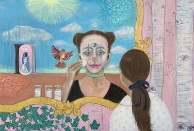 Sarah Renzi Sanders, 'Through the Looking Glass', 2019