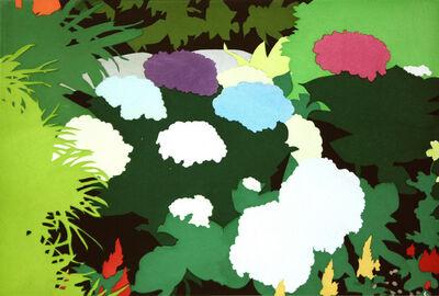 Kota Ezawa, 'Flowers', 2009