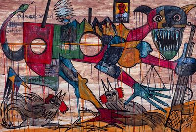 Blessing Ngobeni, 'Possessed Lootist', 2020