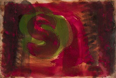 Howard Hodgkin, 'Red Listening Ear (Heenk 74)', 1986