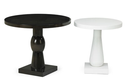Christian Liaigre, 'Two side tables', 2000s