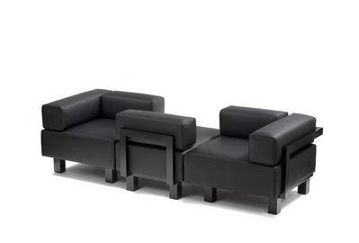Lasar Segall, 'Conversadeira Segall Sofa', 1932