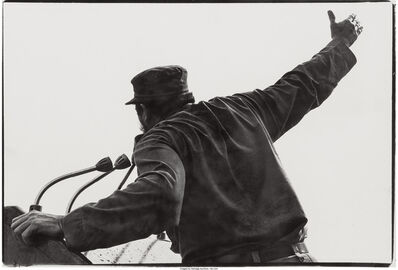Lee Lockwood, 'A Group of Three Photographs of Fidel Castro', circa 1959