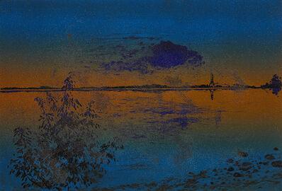 YU Ya-Lan, 'Sunset', 2018