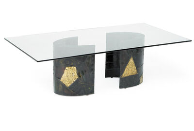 Paul Evans, 'Dining table (PE 24), USA', 1969