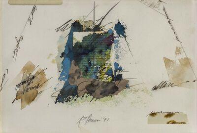 Roberto Sanesi, 'Mixed lot'
