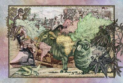 MALALA ANDRIALAVIDRAZANA, 'Figures 1862, Le Monde - Principales Decouvertes', 2015
