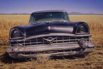 Alain Bertrand, 'Packard in the Field', 2020