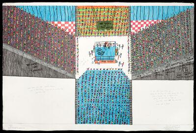 Dapper Bruce Lafitte, 'T.D.B.C. Presents Mike Go Knock Him Flat', 2013