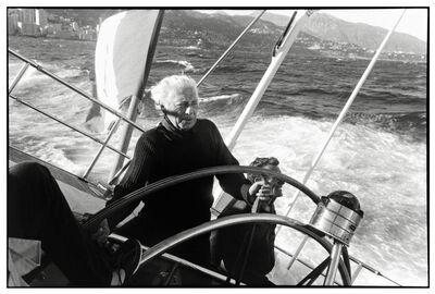 Jean Pigozzi, 'Gianni Agnelli, Antibes, France, 1989', 1989