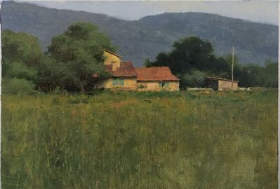 Donald W. Demers, 'Farmhouse in Provence', 2017