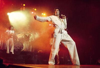 Richard E. Aaron, 'Queen, Freddie Mercury', 1977