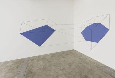 Lydia Okumura, 'Untitled I, Installation at Pratt Institute Gallery, Brooklyn, NY 1980; SP 2017', 1