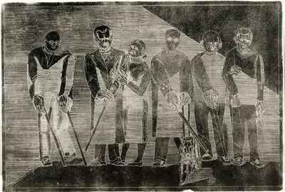 Dan Sterup-Hansen, 'Krigsblinde (War Blind)', 1952