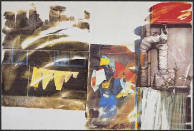 Robert Rauschenberg, 'Source', 1996