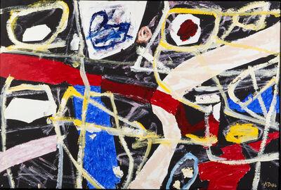 Jean Dubuffet, 'Donnée H 12', 1984