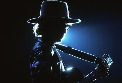 Ken Regan, 'Bob Dylan performing on the Rolling Thunder Revue Tour', 1980's