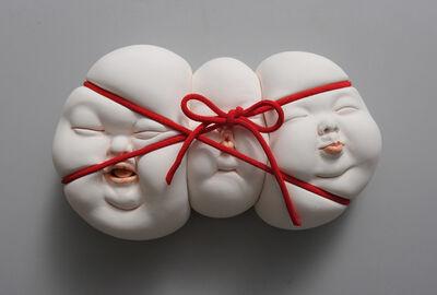 Johnson Tsang, 'Red Knot I', 2019