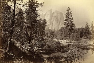 Carleton E. Watkins, 'Cathedral Rocks, Yosemite', ca. 1964