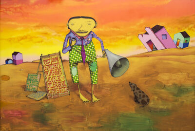 OSGEMEOS, 'Untitled', 2011