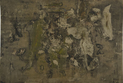 Ciprian Radovan, 'Combustion', 1966
