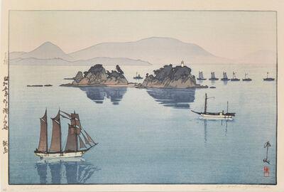 Yoshida Hiroshi, 'Nabeshima', 1930