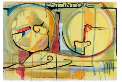 Angelo Martone, 'Carteggio estinto', 2005