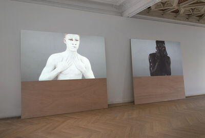 Sylvie Blocher, 'Change The Scenario (Conversation with Bruce Nauman)', 2010