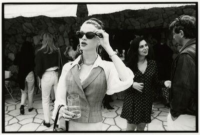 Jean Pigozzi, 'Kristen McMenamy', 1991