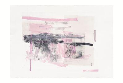 Rebeca Mendoza, 'Serie Cortazar, Monoprint K', 2015