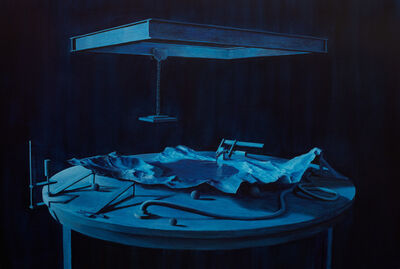 Levi van Veluw, 'Relief with water', 2020