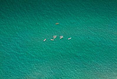 Jill Peters, 'Paddle Boarders', 2015