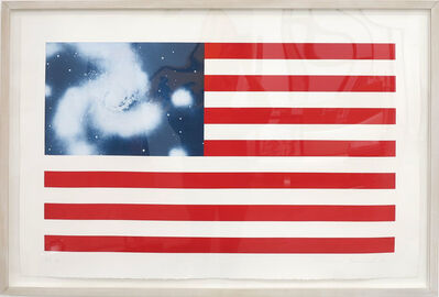 Komar & Melamid, 'Our Flag (Second Project)', 1990