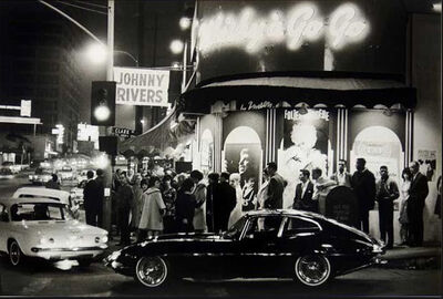 Julian Wasser, 'Whisky A-Go-Go, Los Angeles, CA 1964', 1964