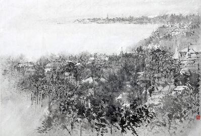 Hung Hoi, 'Sketching in Eesti', 2014