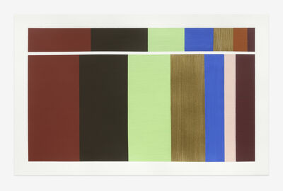 Ronald de Bloeme, 'Kurzstrecke 02', 2017
