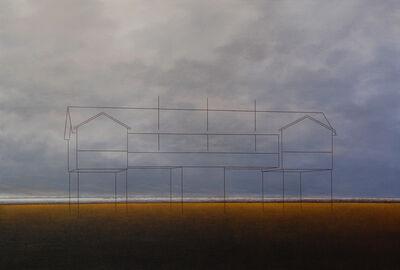 Adam Nudelman, 'The Arrival 1947- Princess Pier 2011', 2011