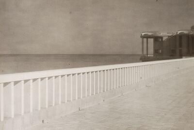 Giuseppe Cavalli, 'Terrazza a mare', 1947