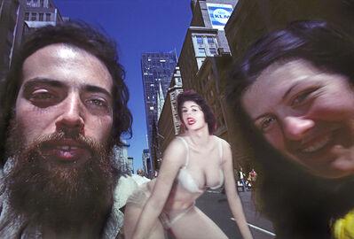Robert Funk, 'Bruce Gilden, 5th Avenue', 1975