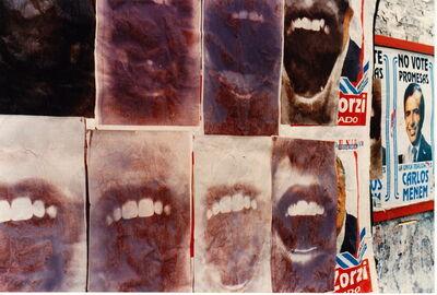 Graciela Sacco, 'Sin título   Untitled   De la serie   From the series Bocanada', 1994