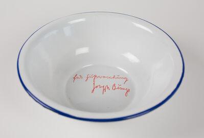 Joseph Beuys, 'For Footwashing', 1977