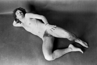 Eduardo Kac, 'Pornogram 1', 1980