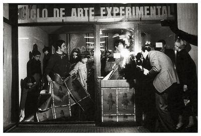 Graciela Carnevale, 'El encierro (Confinement) #11', 1968