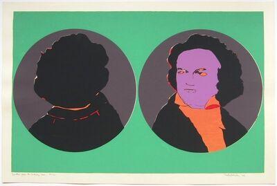 Beatriz González, 'Ludwig van Beethoven', 1973