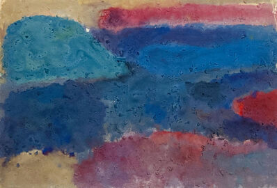 Alexei Kamensky, 'Mountain Book', 1967