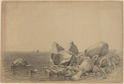 James Renwick Brevoort, 'Gloucester, Massachusetts', 1872