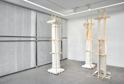 Cyril Zarcone, 'Colonnes ', 2016