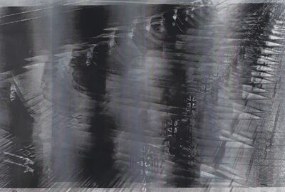 Wolf Vostell, 'Starfighter 1', 1967