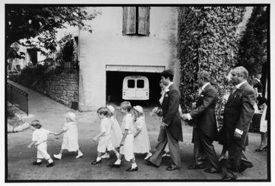 Leonard Freed, 'Wedding Procession, South of France', 1981